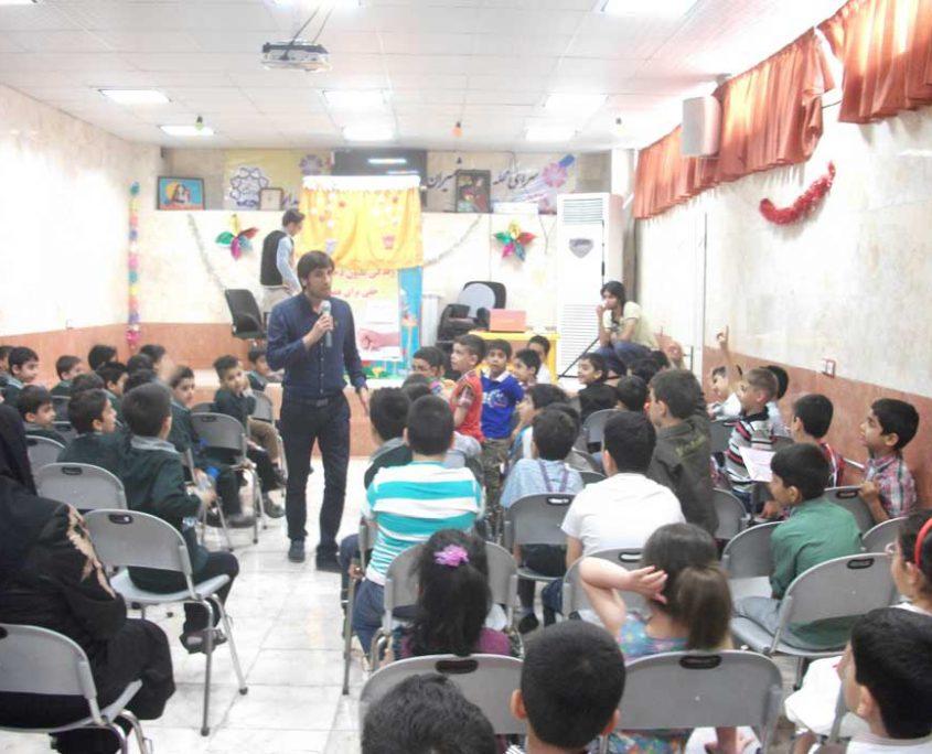 کارگاه مهارت های زندگی در کودکان