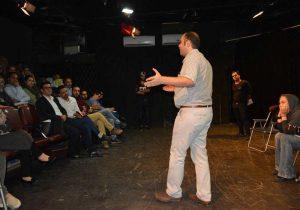 کارگاه روان تحلیلی در تئاتر
