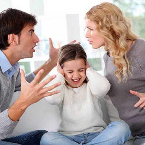 مثلث سازی در خانواده
