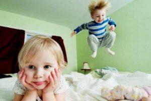 تشخیص کودک بیش فعال
