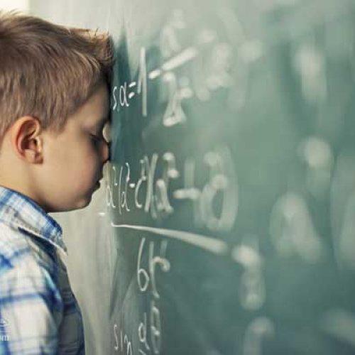 درمان اختلال یادگیری ریاضی