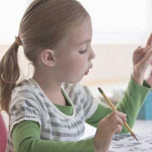 درمان اختلالات یادگیری املا